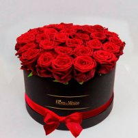 Black Box of Red Roses, Mexico