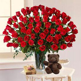 Rosas del Paraíso